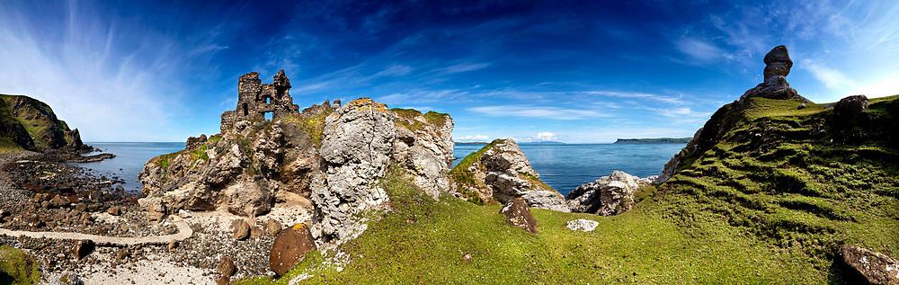 Photo: Chris Hill, Kinbane Castle, County Antrim