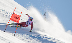 30.11.2017, Beaver Creek, USA, FIS Weltcup Ski Alpin, Beaver Creek, Abfahrt, Herren, 2. Training, im Bild Sam Morse (USA) // Sam Morse of the USA in action during the 2nd practice run of men's Downhill of FIS Ski Alpine World Cup Beaver Creek, United Staates on 2017/11/30. EXPA Pictures © 2017, PhotoCredit: EXPA/ Johann Groder
