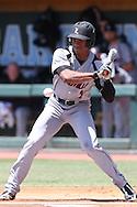 07 May 2016: Louisville's Corey Ray. The University of North Carolina Tar Heels played the University of Louisville Cardinals in an NCAA Division I Men's baseball game at Boshamer Stadium in Chapel Hill, North Carolina.