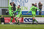 Forest Green Rovers v Woking 250217