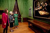 Prinses Beatrix opent Rembrandtjaar