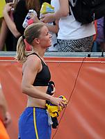 Fotball<br /> VM kvinner 2011 Tyskland<br /> 28.06.2011<br /> Sverige v Colombia<br /> Foto: Witters/Digitalsport<br /> NORWAY ONLY<br /> <br /> Sara Thunebro (Schweden)<br /> Frauenfussball WM 2011 in Deutschland, Kolumbien - Schweden 0:1