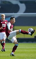 Football - 2020 / 2021 Premier League - Burnley vs. Newcastle United<br /> <br /> Josh Brownhill of Burnley, at Turf Moor.<br /> <br /> <br /> COLORSPORT/ALAN MARTIN
