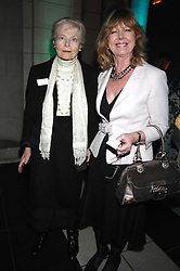 CLARISSA, LADY EDEN and LADY BRAGG at the Orion Publishing Groups Authors party held at the V&A museum, Cromwell Road, London on 15th February 2007.<br /><br />NON EXCLUSIVE - WORLD RIGHTS