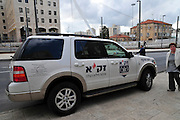 Israel, Jerusalem, Zaka Ambulance. ZAKA, founded in 1995, is Israel's dominant non-governmental lifesaving, rescue and recovery organisation, with over 1500 volunteers, 34 ambulances and 162 motorcycles deployed around the country
