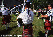 Bagpiper Players, PA Celtic Festival, Montgomery Co, Pennsylvania