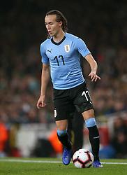 Uruguay's Diego Laxalt