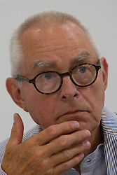 May 19, 2017 - Italy - Poet and writer Willem van Toorn is guest of 2017 Turin Book Fair (Credit Image: © Marco Destefanis/Pacific Press via ZUMA Wire)