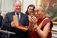 Marcel Rudloff Tolerance Price given to HHDL