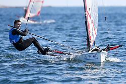 , Kiel - Kieler Woche 20. - 28.06.2015, Musto Skiff - GBR 474 - Conn, Alastair