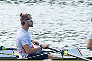 Caversham, Nr Reading, Berkshire.<br /> <br /> Paul BENNETT, Olympic Rowing Team Announcement morning training before the Press conference at the RRM. Henley.<br /> <br /> Thursday  DATE}<br /> <br /> [Mandatory Credit: Peter SPURRIER/Intersport Images] 09.06.2016,