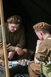 Sledmere House Nostalgia weekend Chess<br />  25&26 June 2016<br />  Copyright Paul David Drabble<br />  www.pauldaviddrabble.photoshelter.comom