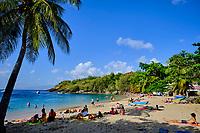 France, Martinique, Anse Dufour // France, West Indies, Martinique, Anse Dufour