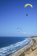 Torrey Pines Glider Port Along the Coast in La Jolla California