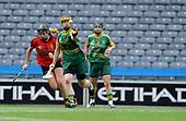 Meath v Down - All-Ireland Camogie Intermediate Championship 2016