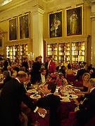 Ball at Blenheim Palace in aid of the Red Cross, Woodstock, 26 June 2004. SUPPLIED FOR ONE-TIME USE ONLY-DO NOT ARCHIVE. © Copyright Photograph by Dafydd Jones 66 Stockwell Park Rd. London SW9 0DA Tel 020 7733 0108 www.dafjones.com