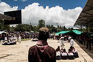 Festival CompArte nel caracol di Oventik.