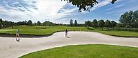 VIJFHUIZEN - Haarlemmermeersche Golf Club. Hole Lynden 2. COPYRIGHT KOEN SUYK