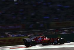 October 27, 2017 - Mexico-City, Mexico - Motorsports: FIA Formula One World Championship 2017, Grand Prix of Mexico, ..#7 Kimi Raikkonen (FIN, Scuderia Ferrari) (Credit Image: © Hoch Zwei via ZUMA Wire)