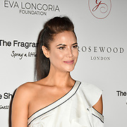 Arrivers at The Global Gift Gala red carpet - Eva Longoria hosts annual fundraiser in aid of Rays Of Sunshine, Eva Longoria Foundation and Global Gift Foundation on 2 November 2018 at The Rosewood Hotel, London, UK. Credit: Picture Capital