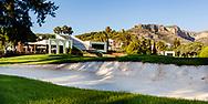 25-07-2016 Foto's persreis Golfers Magazine met Pin High naar Alicante en Valencia in Spanje. <br /> Foto: La Sella - clubhuis.