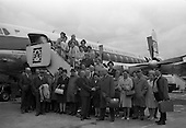 1965 Arrivals of Farmers from London