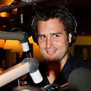 NLD/Hilversum/20100402 - Start Sterren.nl radiostation, Nick Schilder