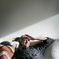 Nederland,Amsterdam ,1 februari 2008..Martijn Katan (Arnhem, 1946) is een Nederlands hoogleraar in de voedingsleer aan de Vrije Universiteit Amsterdam.