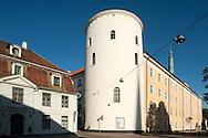 Castle in the old city centre, Riga, Latvia (May 2016) © Rudolf Abraham