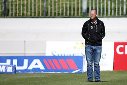 Boland coach Brent Janse van Rensburg during the Currie Cup premier division match between the Boland Cavaliers and The Pumas held at Boland Stadium, Wellington, South Africa on the 2nd September 2016<br /> <br /> Photo by:   Shaun Roy/ Real Time Images