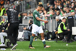 October 20, 2017 - Saint Etienne, France - 09 LOIS DIONY (asse) - REMPLACEMENT - BLESSURE (Credit Image: © Panoramic via ZUMA Press)