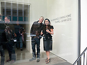 PAUL MORRISON; ALISON JACQUES, Haluk Akakce; Coming Home. Exhibition of work at the Alison Jacques Gallery. 29 April 2010. *** Local Caption *** -DO NOT ARCHIVE-© Copyright Photograph by Dafydd Jones. 248 Clapham Rd. London SW9 0PZ. Tel 0207 820 0771. www.dafjones.com.<br /> PAUL MORRISON; ALISON JACQUES, Haluk Akakce; Coming Home. Exhibition of work at the Alison Jacques Gallery. 29 April 2010.