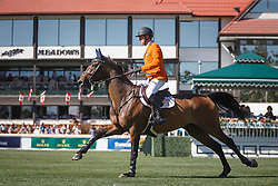Voorn Vincent, (NED), Quinlan<br /> BMO Nations Cup<br /> Spruce Meadows Masters - Calgary 2015<br /> © Hippo Foto - Dirk Caremans<br /> 12/09/15