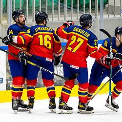 20210515: SLO, Ice Hockey - Beat Covid 19 IIH Tournament, Romania vs France