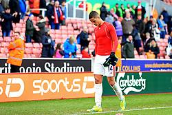 Ibrahim Afellay of Stoke City looks dejected at full time - Mandatory by-line: Matt McNulty/JMP - 02/04/2016 - FOOTBALL - Britannia Stadium - Stoke-on-Trent, England - Stoke City v Swansea City - Barclays Premier League