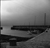 1953 RNLI Lifeboat Helvick Harbour