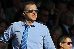 Wael Al-Qadi, president of Bristol Rovers FC   - Mandatory by-line: Richard Calver/JMP - 05/05/2018 - FOOTBALL - Roots Hall - Southend-on-Sea, England - Southend United v Bristol Rovers - Sky Bet League One