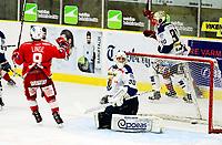 Ishockey , 27. oktober 2013 , Getligaen , Eliteserien herrer<br /> Tønsberg - Sparta 3-2<br /> Anders Johansson , Sparta er oppgitt etter scoring
