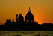 Basilica of Santa Maria Della Salute in Venice, Italy RESERVED USE - NOT FOR DOWNLOAD -  FOR USE CONTACT TIM GRAHAM