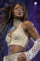 Janet Jackson performs in Washington, DC