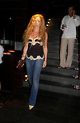 """Kelly Hoppen. after-show party following the opening night of  at Wyndham's Theatre of """"As You Like It"""", at Mint Leaf, Suffolk Place, London.  on June 21, 2005. ONE TIME USE ONLY - DO NOT ARCHIVE  © Copyright Photograph by Dafydd Jones 66 Stockwell Park Rd. London SW9 0DA Tel 020 7733 0108 www.dafjones.com"""