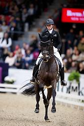 Rinné Malin, SWE, Scharmeur<br /> Gothenburg Horse Show FEI World Cups 2017<br /> © Hippo Foto - Stefan Lafrentz<br /> 24/02/17