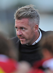 Willie Kirk manager of Bristol City Women - Mandatory by-line: Paul Knight/JMP - 24/09/2016 - FOOTBALL - Stoke Gifford Stadium - Bristol, England - Bristol City Women v Durham Ladies - FA Women's Super League 2