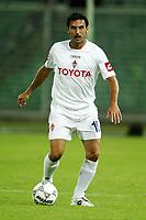 Firenze 07-08-2005<br /> Coppa Italia Tim Cup 2005-2006<br /> Fiorentina Cisco Lodigiani<br /> nella  foto Stefano Fiore<br /> Foto Snapshot / Graffiti