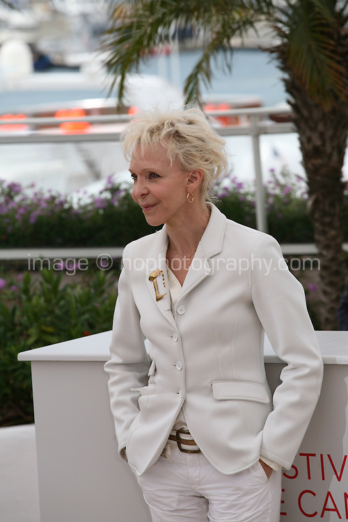 Tonie Marshall, The Jury Un Certain Regard at the 65th Cannes Film Festival. Photocall on Saturday 19th May 2012 in Cannes Film Festival, France.