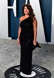 Monica Lewinsky attending the Vanity Fair Oscar Party held at the Wallis Annenberg Center for the Performing Arts in Beverly Hills, Los Angeles, California, USA.
