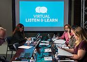 Virtual Listen & Learn with Houston ISD Superintendent Richard Carranza, November 14, 2016.