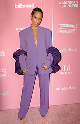 Alicia Keys at the 2019 Billboard Women In Music held at the Hollywood Palladium in Hollywood, USA on December 12, 2019.