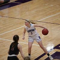 Women's Basketball: University of Northwestern-St. Paul Eagles vs. Hamline University Pipers