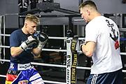 "Boxen: EC Boxing, Training, Hamburg, 11.12.2018<br /> Sebastian ""Hafen Basti"" Formella (GER)<br /> © Torsten Helmke"